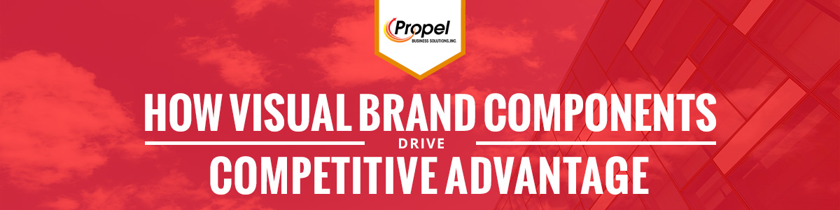 How Visual Brand Components Drive Competitive Advantage
