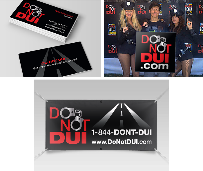 DO NOT DUI